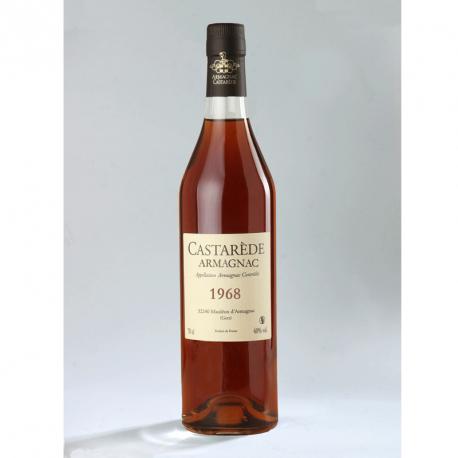 Armagnac Castarède - 1968