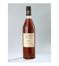 70cl - Armagnac Castarède - 1967