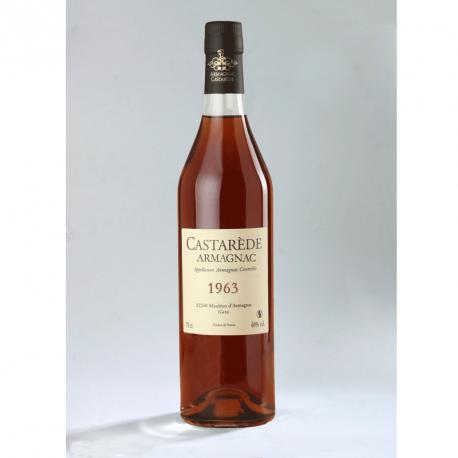 Armagnac Castarède - 1963