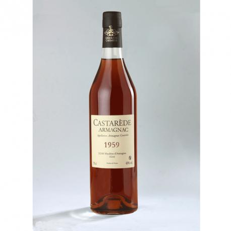 Armagnac Castarède - 1959*
