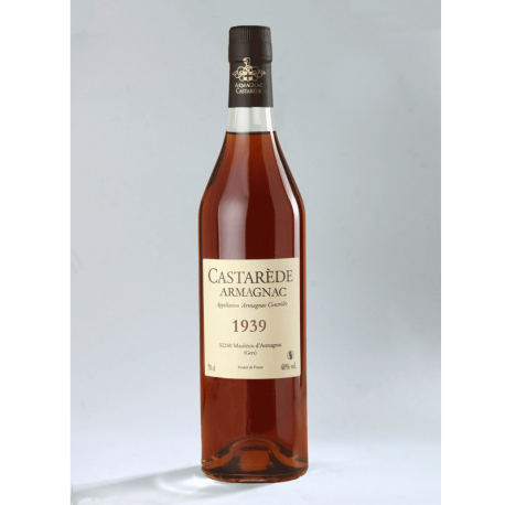 Armagnac Castarède - 1939