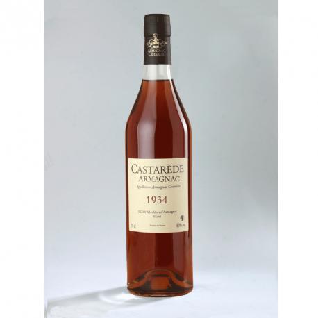 Armagnac Castarède - 1934