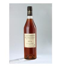 70cl - armagnac castarède - 1976
