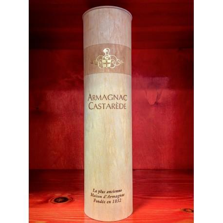 COFFRET BOIS 70 CL ROND CASTAREDE