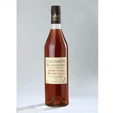 Hors d'Age - Armagnac Castarède - 70cl