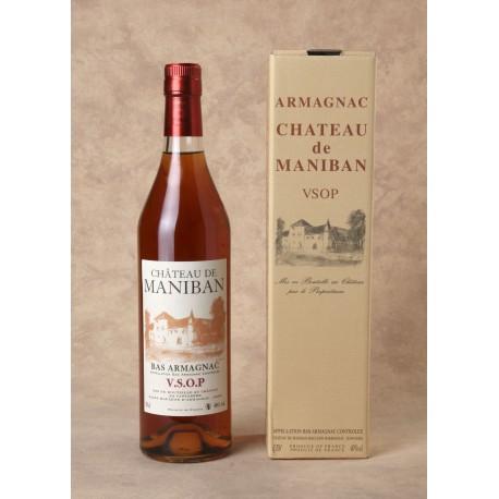 Armagnac VSOP - Château de Maniban - 70cl