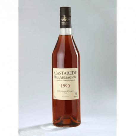 Armagnac Castarède - 1990