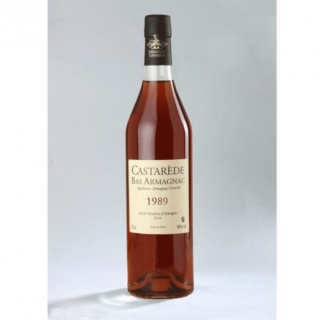 Armagnac Castarède - 1989