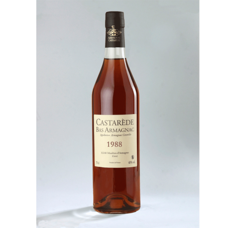 Armagnac Castarède - 1988