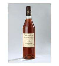 70cl - Armagnac Castarède - 1982