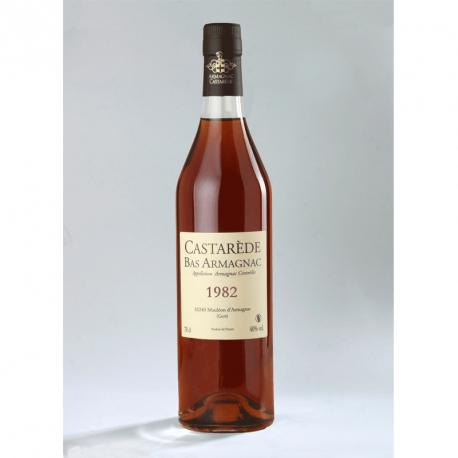 Armagnac Castarède - 1982