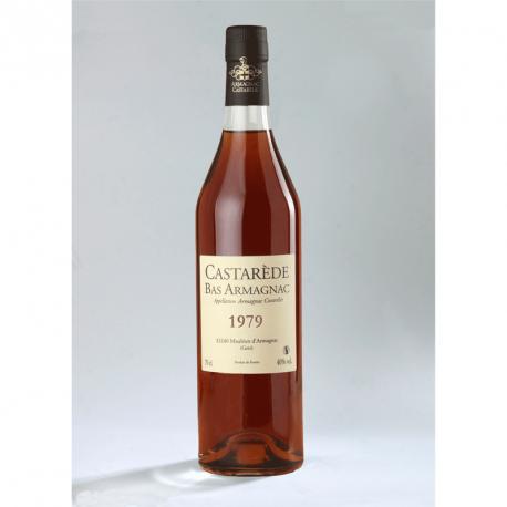 Armagnac Castarède - 1979