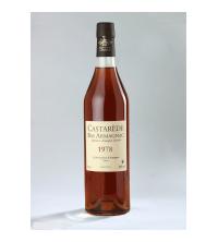 70cl - Armagnac Castarède - 1978