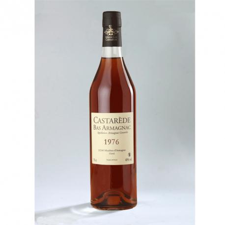 Armagnac Castarède - 1976