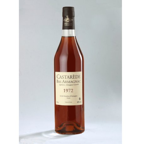 Armagnac Castarède - 1972