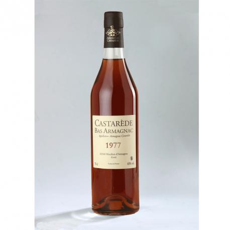 Armagnac Castarède - 1977