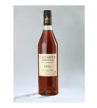 70cl - Armagnac Castarède - 1946 *