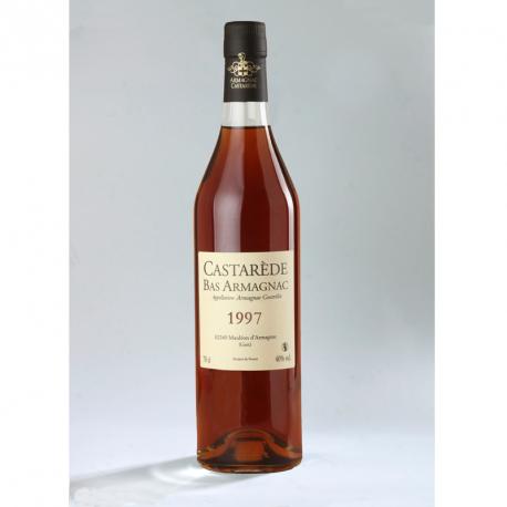 70cl - Armagnac Castarède - 1997