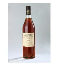 70cl - Armagnac Castarède - 1998