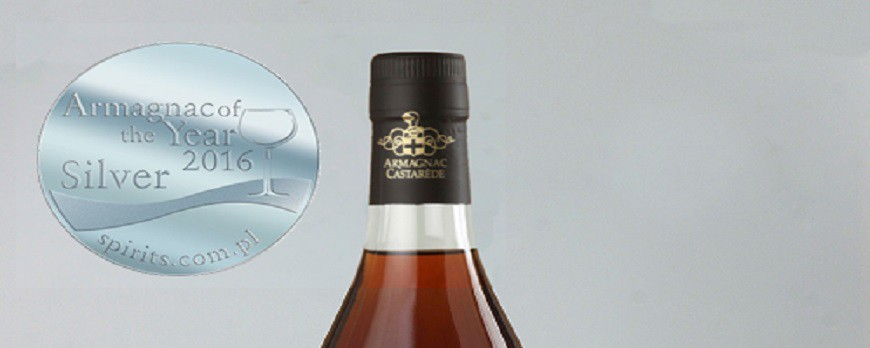 Silver Medal for our Armagnac 1966