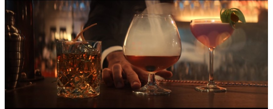 Armagnac-based cocktails : Castarède, the master of his craft .