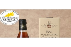 Gold Medal for our Armagnac XO